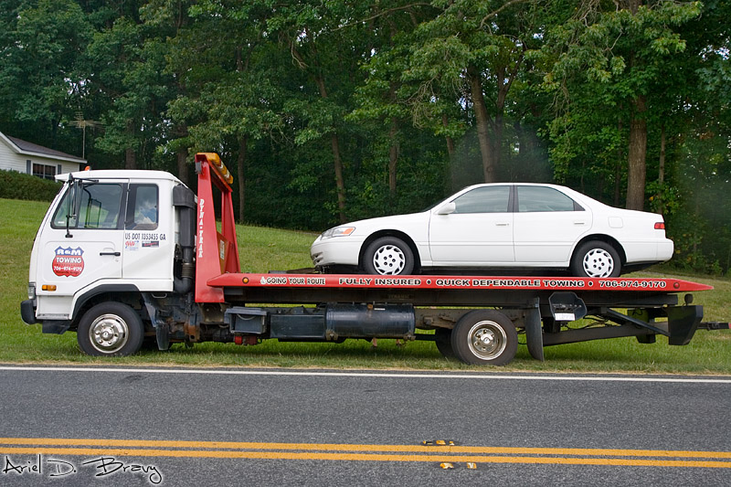 How To Get My Car Back After Being Towed