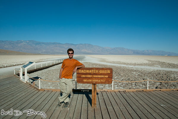 Badwater Not Good To Drink